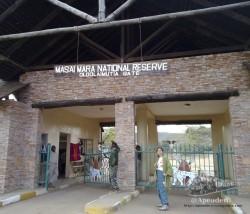 Masai Mara es sinónimo de safari y esta es la puerta Oloolaimutia, la más cercana a Nairobi y por la que más gente suele empezar sus safaris.