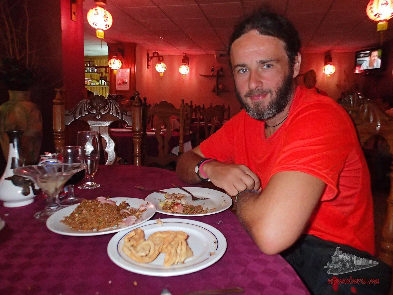 El restaurante Pekin de Matanzas es un claro ejemplo de un restaurante bueno, bonito y barato.