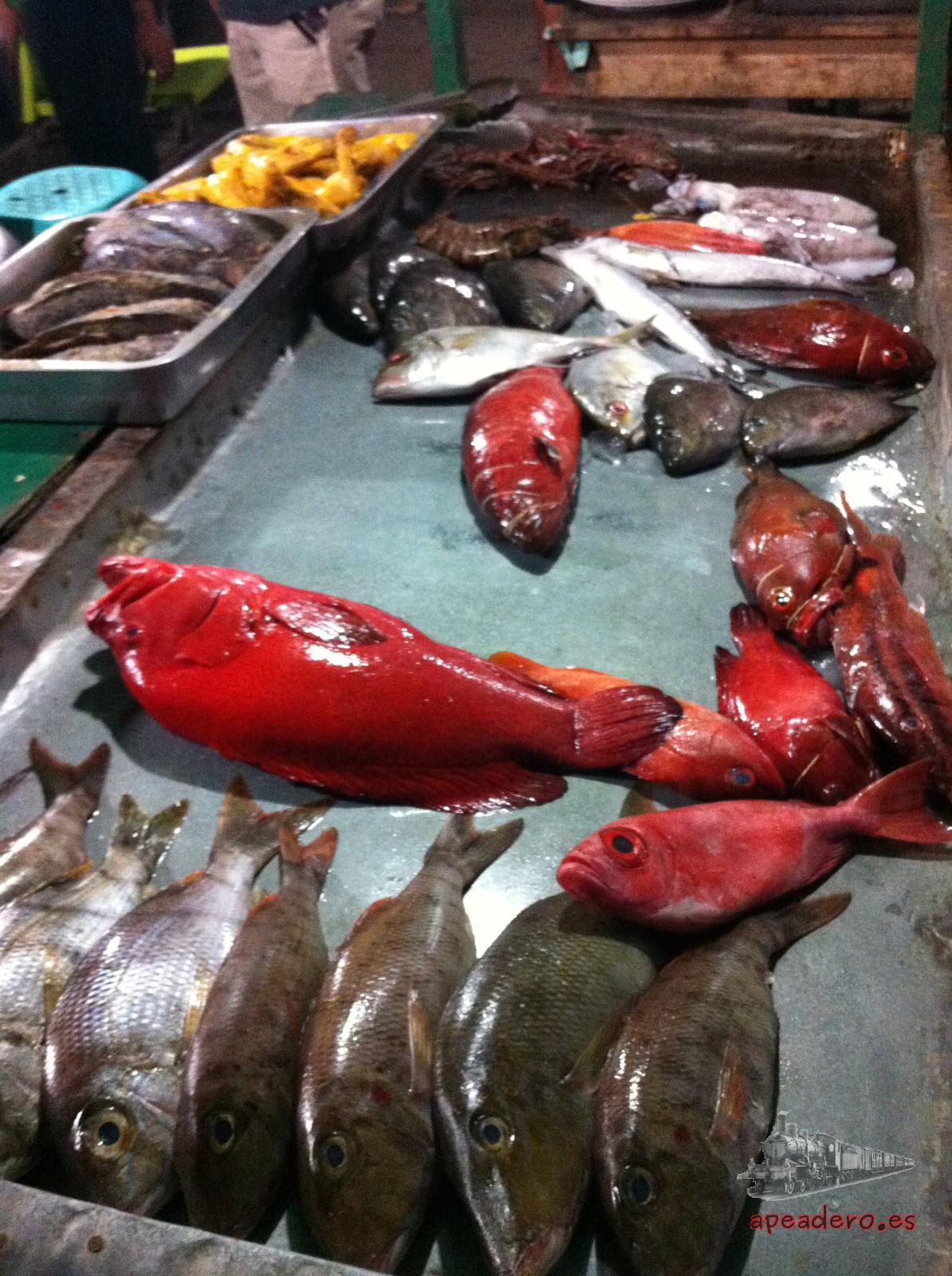 Los viajeros amantes del pescado y el marisco van a disfrutar.