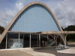 La iglesia de San Francisco de Assis es lo más destacable de la Pampulha