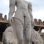 Hassan: Shravanabelagola, Belur y Halebid