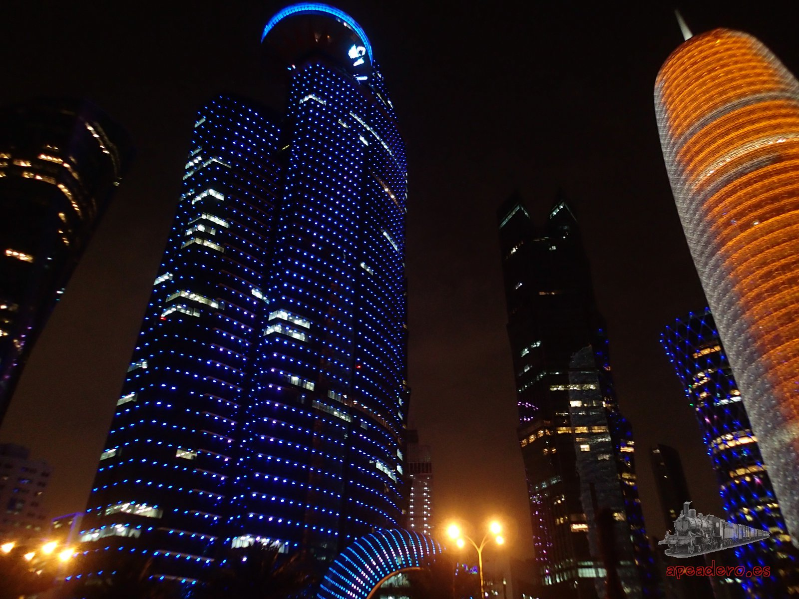 Tour gratuito por Doha con Qatar o noche de alojamiento gratis