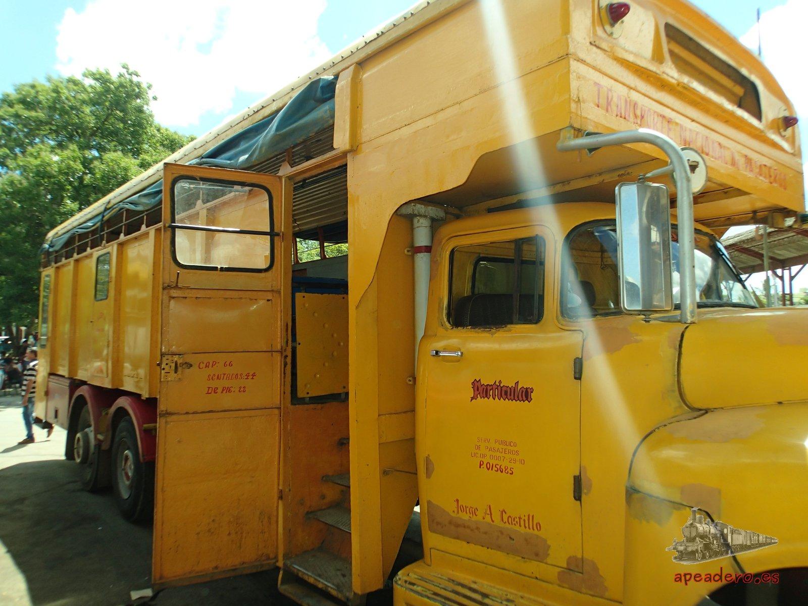 Como ir en camión de Holguín a Baracoa vía Moa