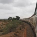 Si tienes que ir de Mombasa a Nairobi o viceversa no lo dudes: elige el tren.