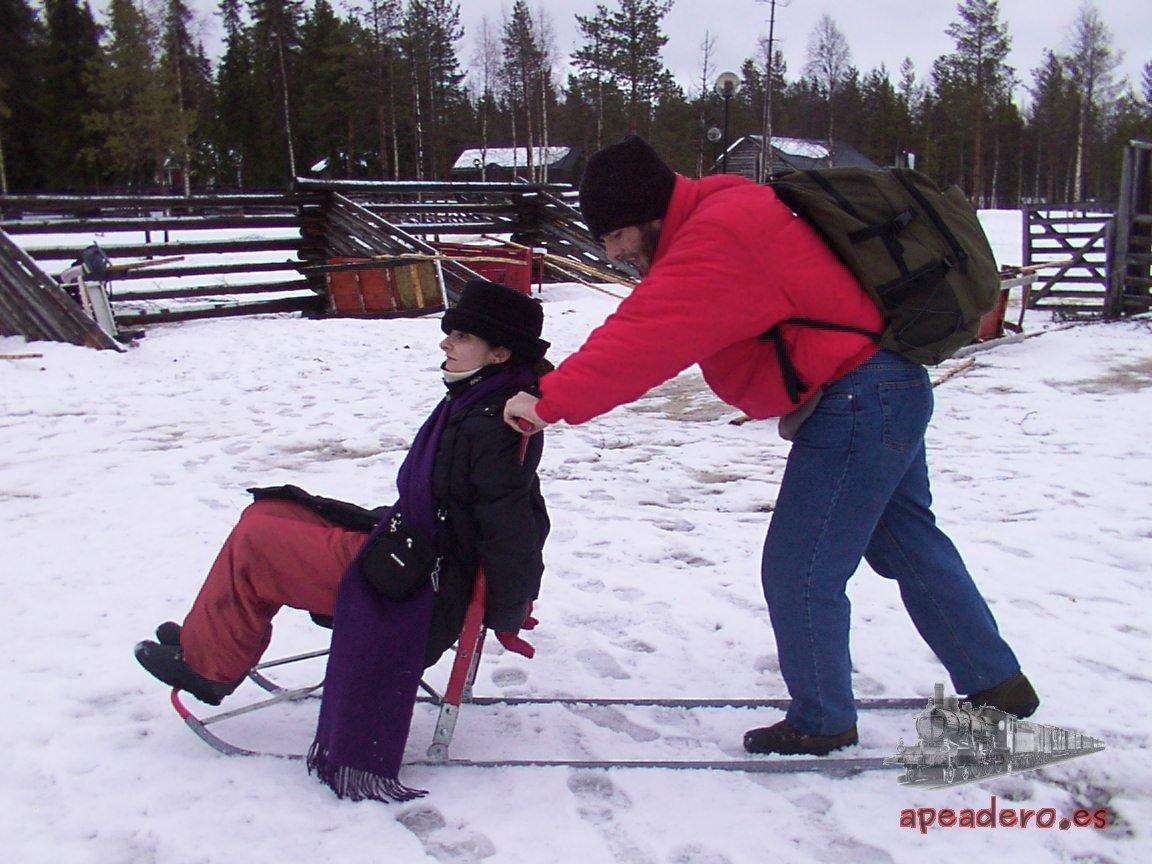 Viajar a los 40 por Finlandia