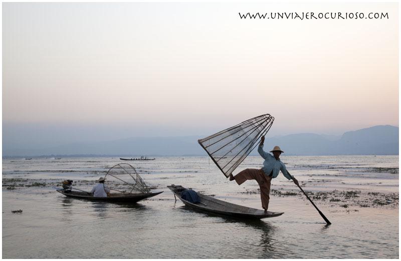 Un viajero curioso - Inle Lake Birmania