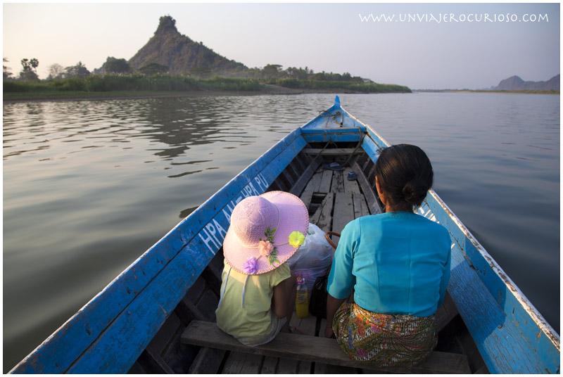 Un viajero curioso - Pha-An Myanmar