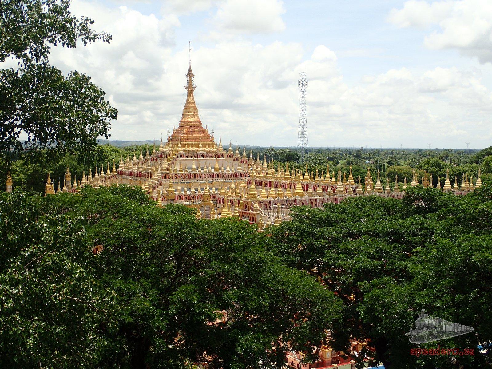 Alrededores de la ruta Mandalay - Monywa