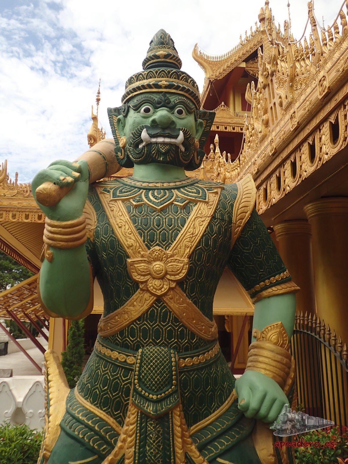 Alrededores de Mandalay y Monywa
