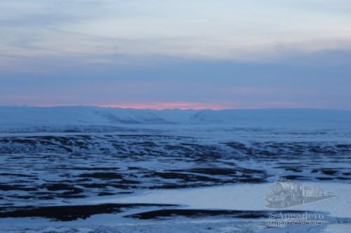 Desde lo alto del monte Vindbelgur se puede apreciar una panorámica de toda la zona del lago Myvatn.