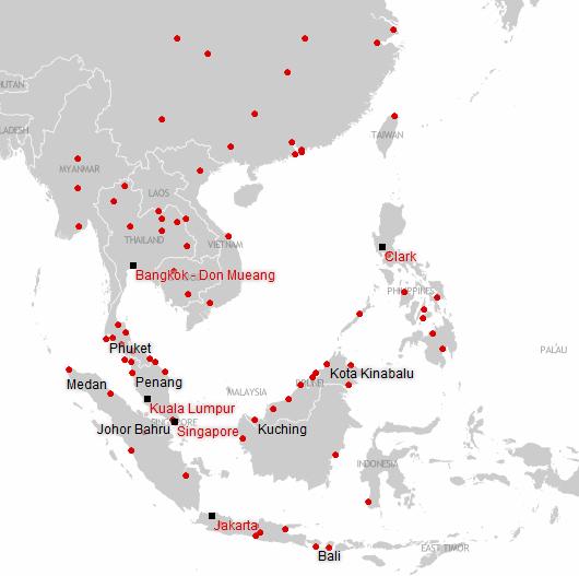 Análisis del Air Asia Pass, ¿vale la pena?
