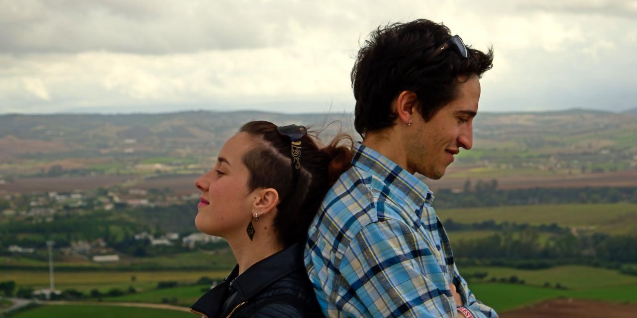 Una pareja nómada viajando con 10 euros al día