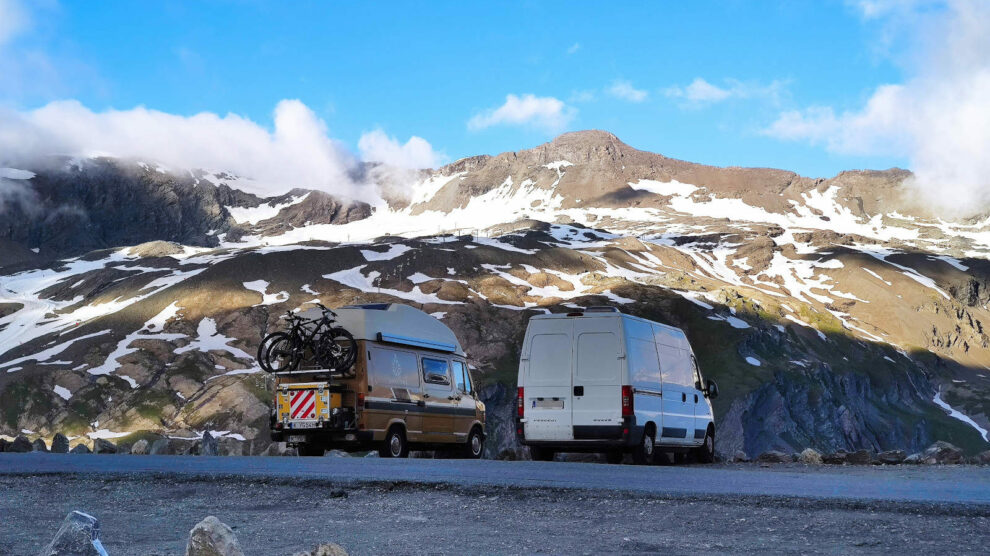 ¿Cuánto cuesta camperizar una furgoneta para viajar?
