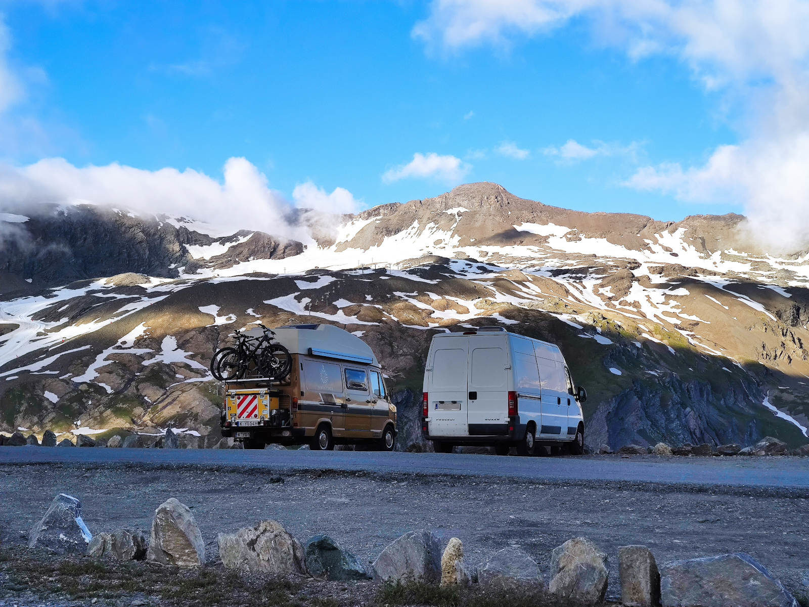 Lugares maravillosos dónde llegar con tu furgoneta camperizada que cuesta menos de lo que esperas