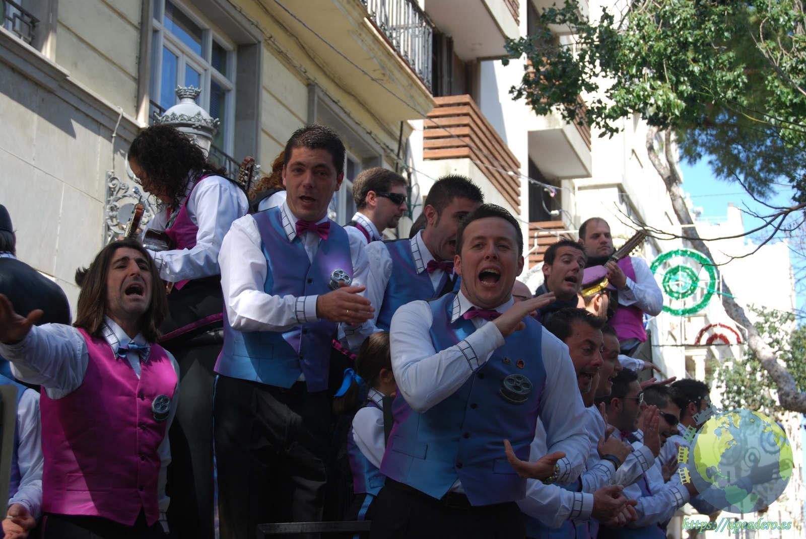 Chirigota del carnaval de Cádiz (qué hacer en Andalucia)