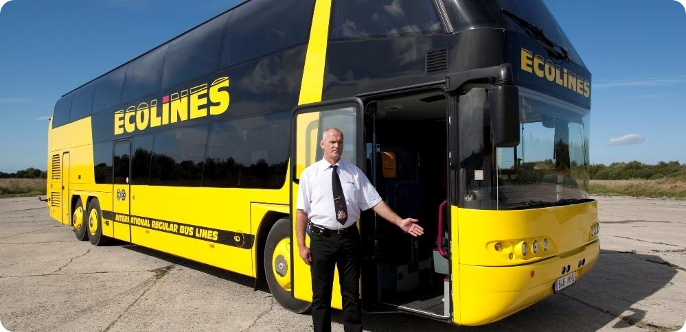 Autobuses low cost en Europa