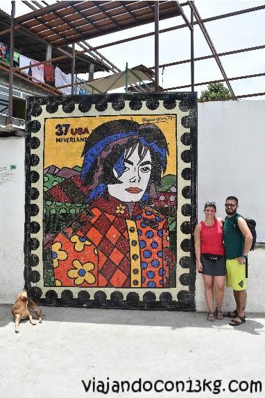favela santa marta - Entrevista viajeros - Viajando con 13 Kg