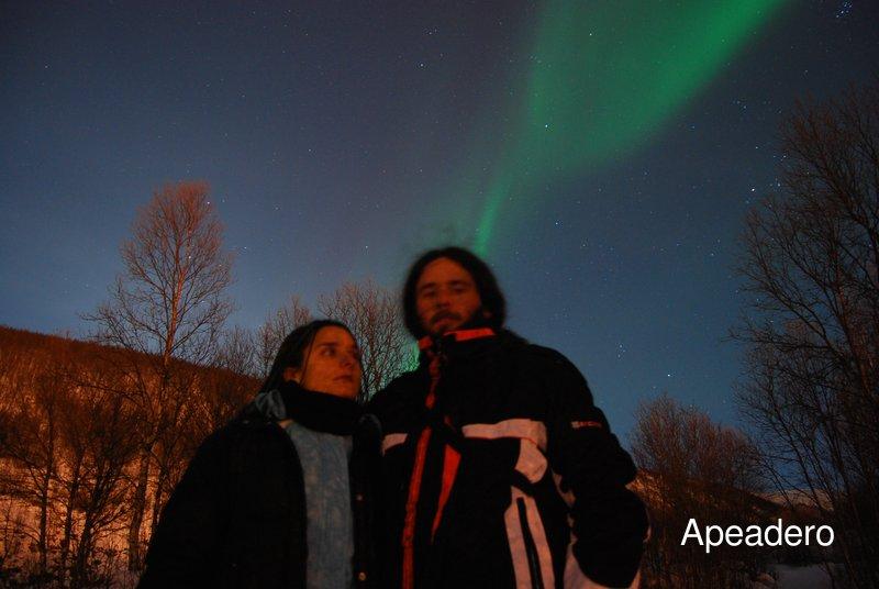 Tromso es la mejor ciudad para ir en invierno a ver la aurora boreal