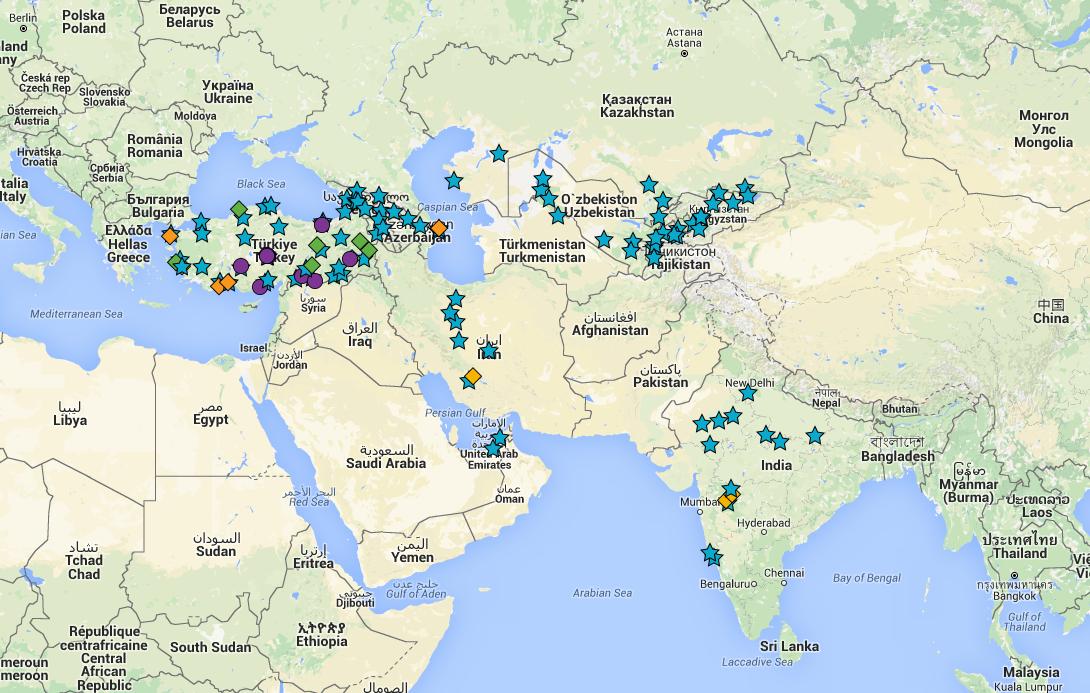 Ets y Uts, dos nómadas por Asia – Entrevista a viajeros
