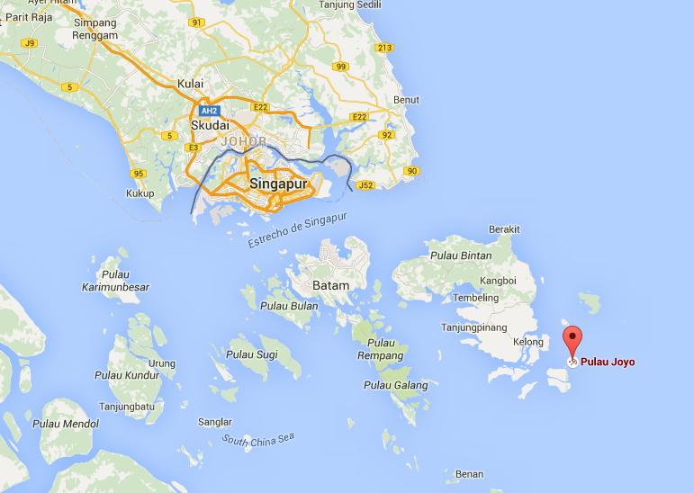 La isla privada paradisíaca de MediaMarkt 1000 euros más barata