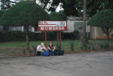 Ser mochilero en Kenia no es tarea fácil