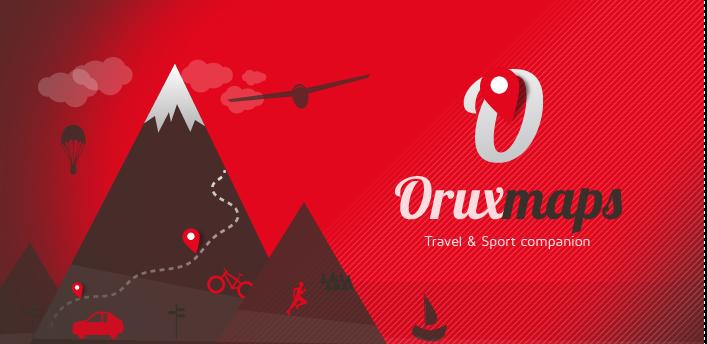 Oruxmaps: como descargar mapas offline para tus viajes
