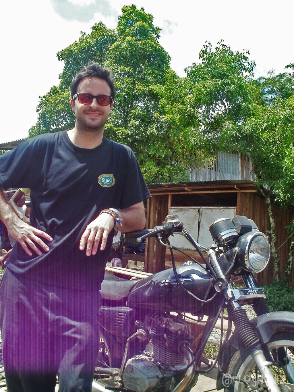 Entrevista viaje: Eloy Quiros