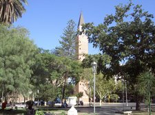Plaza principal de San Juan