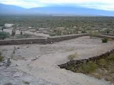 Las Ruinas del Quilmes sin un guía que te lo explique son sólo un montón de piedras amontonadas