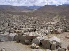Las ruinas de Tastil