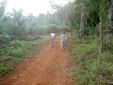 La reserva guarani conserva todavía parte de su idiosincrácia