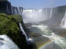 La visión de las cataratas es uno de los mejores espectáculos del mundo.