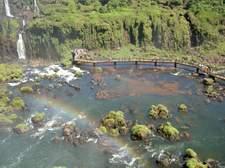 Esta es la plataforma brasileña que más se acerca a las cataratas