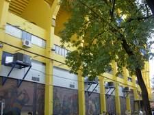 El estadio de la boca se ha convertido en una atracción turística de primer orden