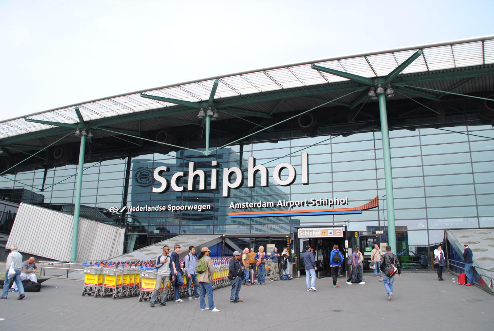 El diseño del aeropuerto es bastante austero, pero totalmente eficaz. ¡Me encanta!