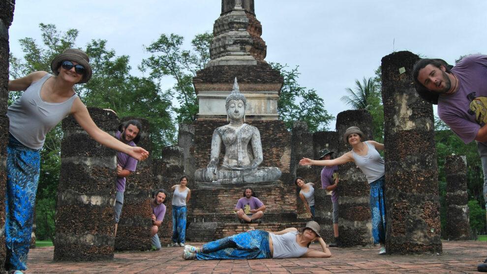 Viajar a Tailandia por primera vez